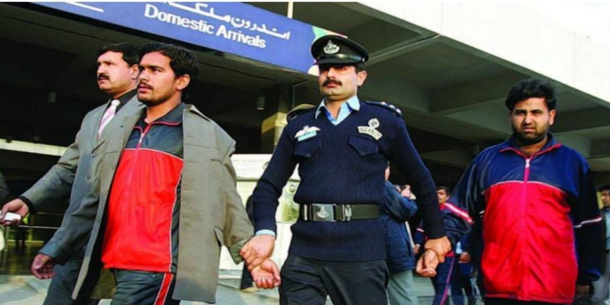 Saudi Arabia Pakistanis deported
