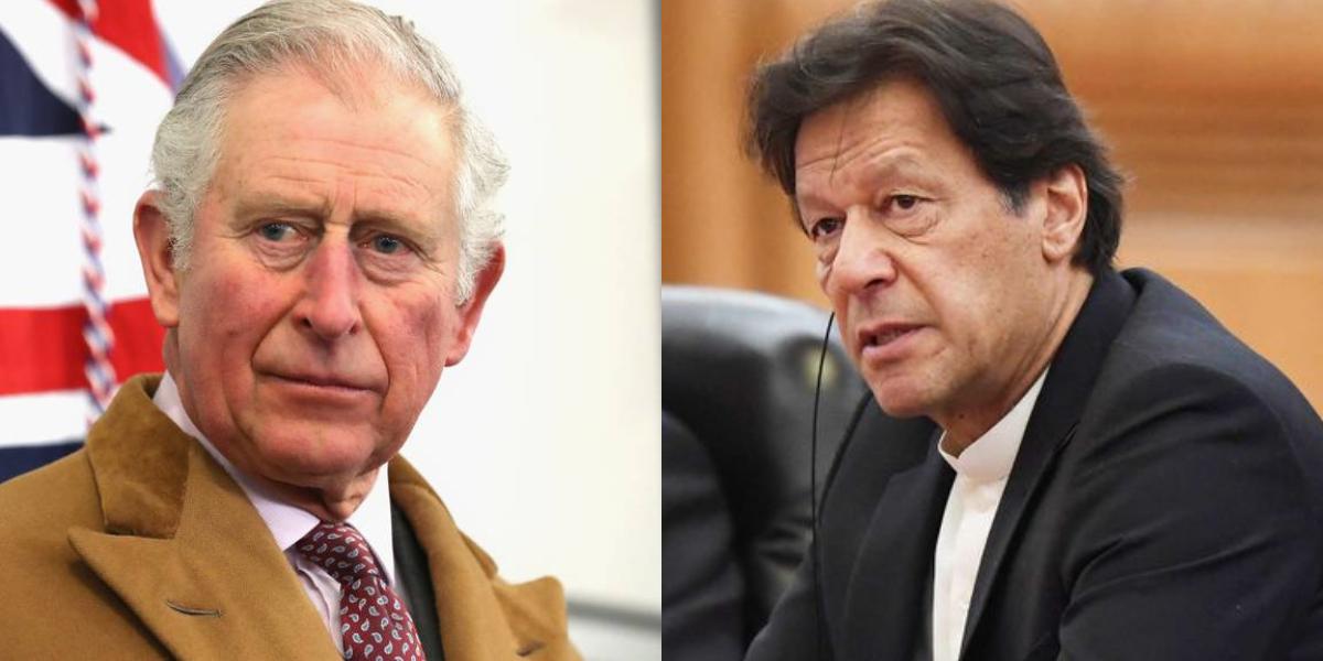 Prince Charles PM Imran