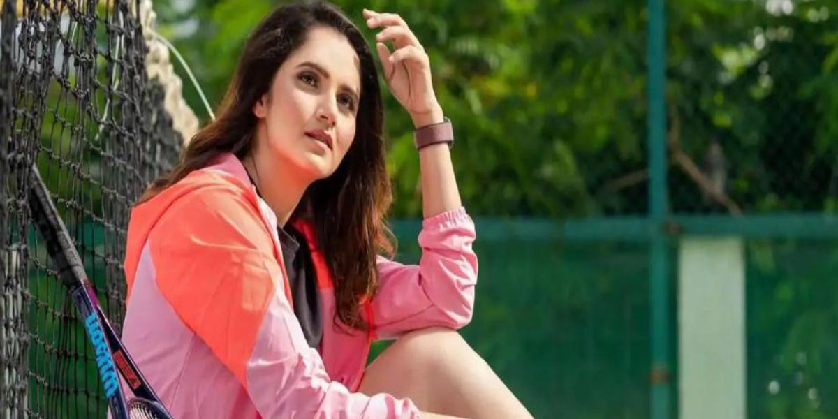Sania Mirza fitness