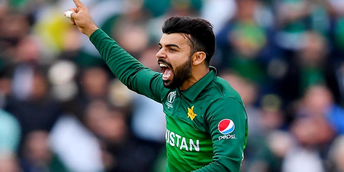 Shadab Khan ruled out of first Test against NZ, Zafar Gohar added