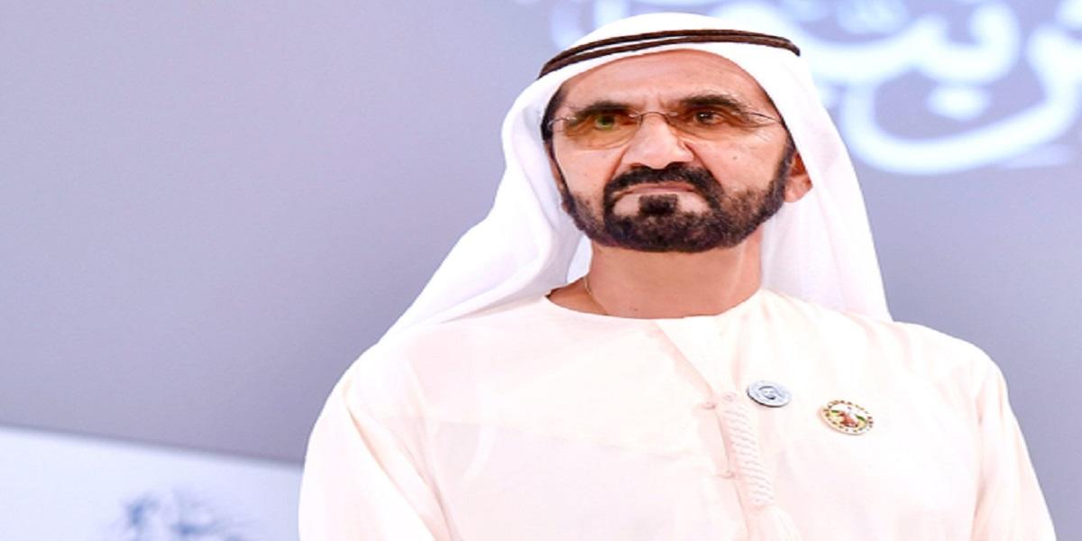 UAE's Sheikh Mohammed Conveys Christmas Greetings