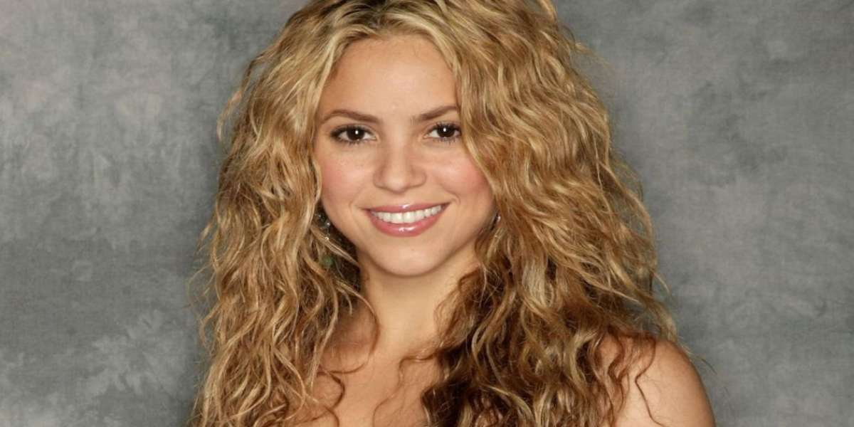 Shakira new post on Instagram