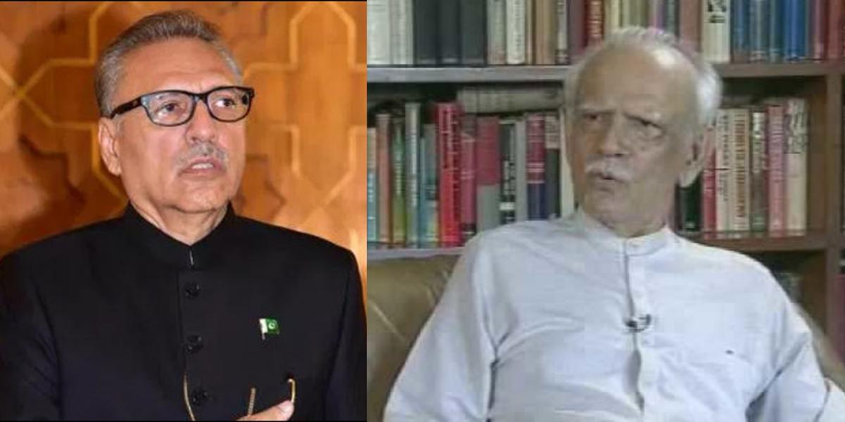 Sherbaz Khan President condolence