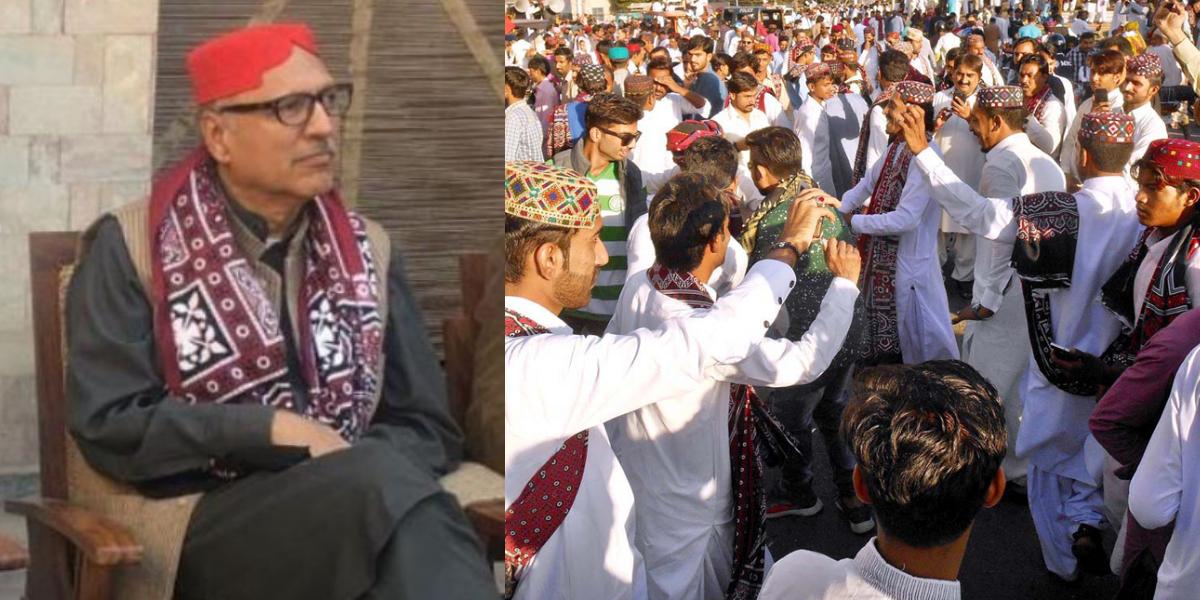 Sindh Culture Day President Alvi