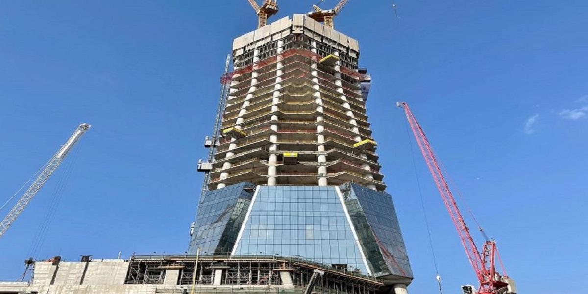 Dubai's next skyscraper