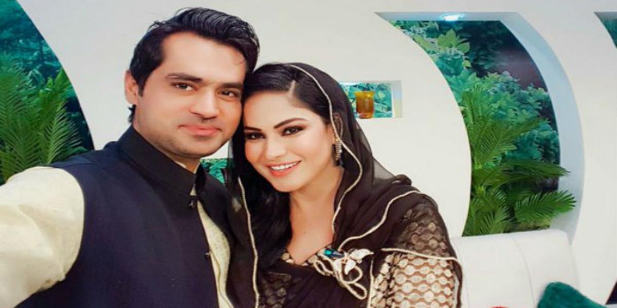 Asad Khattak Veena Malik