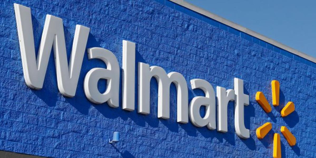 Walmart online returning service