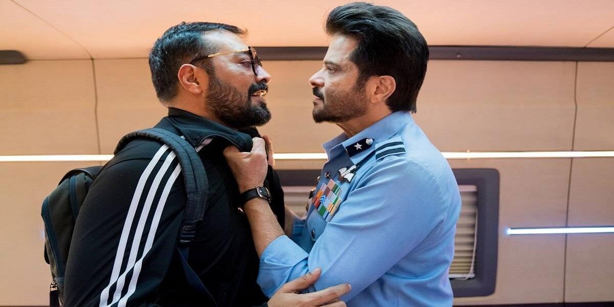 Anurag Kashyap Anil Kapoor AK VS AK