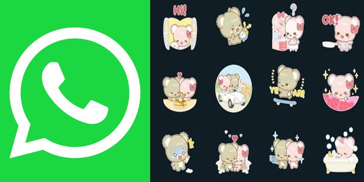 WhatsApp cubs stickers
