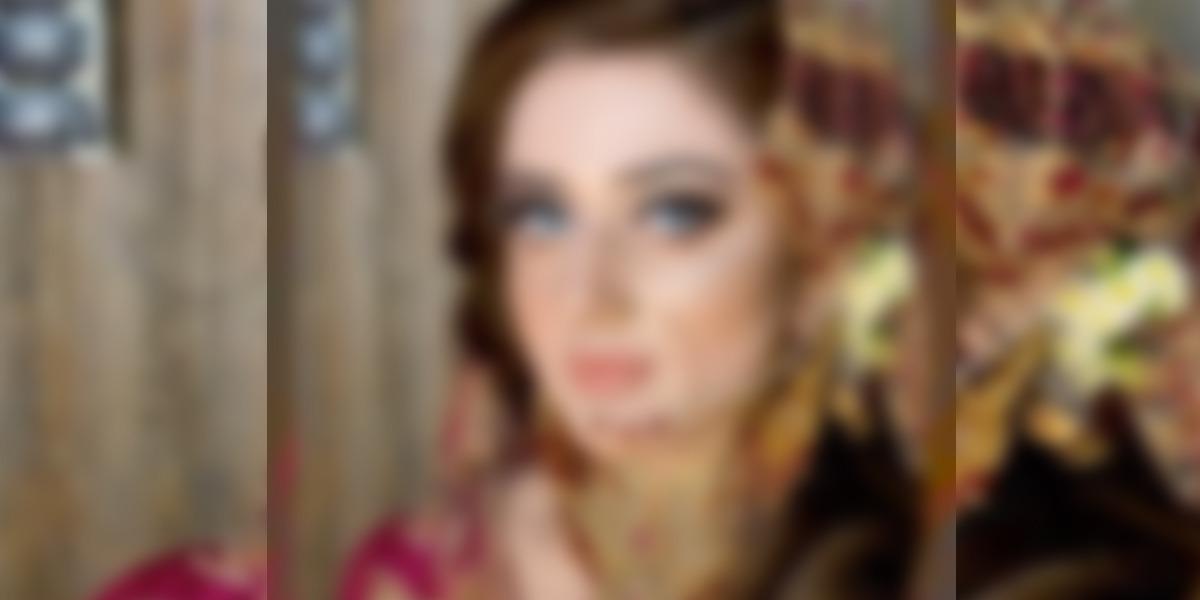 Jannat Mirza bride