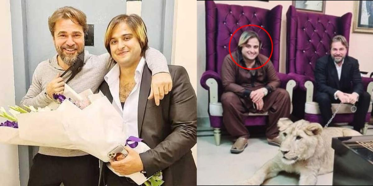 Engin Altan Kashif Zameer