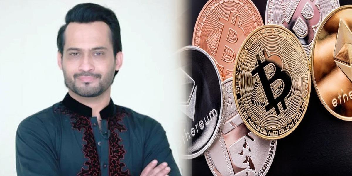 Cryptocurrency Platform Nominates Waqar Zaka For Best Influencer Awards