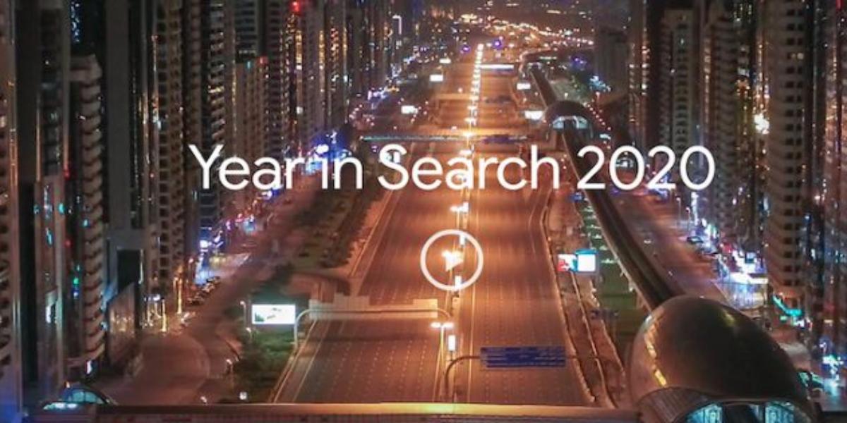 Google Searches 2020