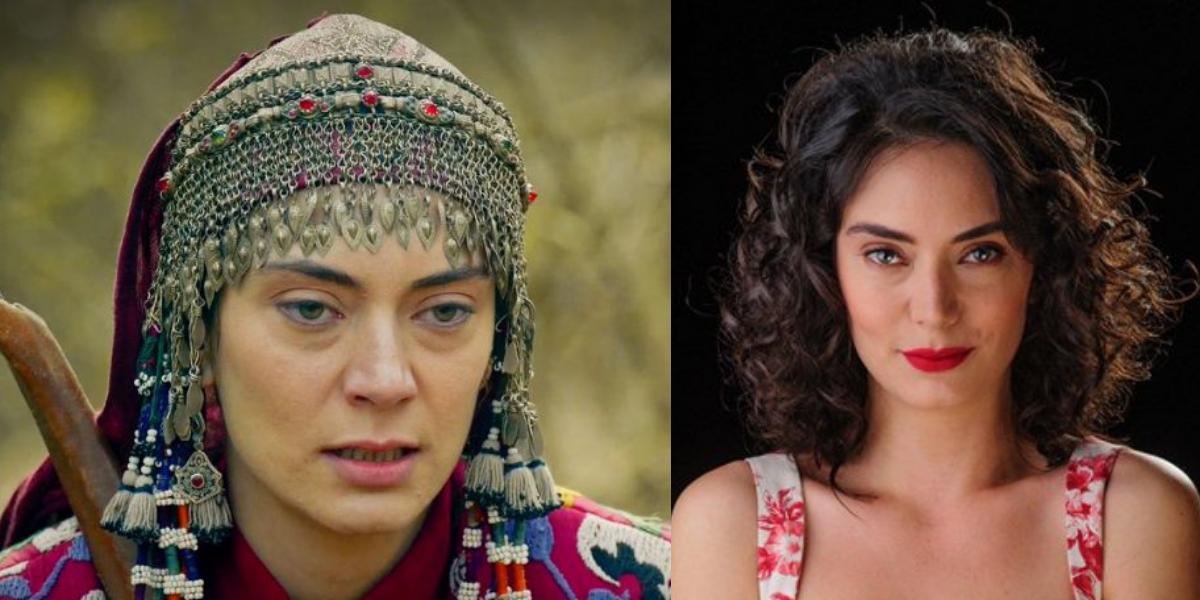 Zeynep Kiziltan aka Goncagül