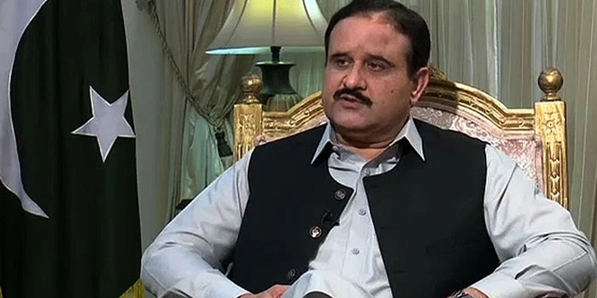 Punjab Chief Minister Usman Buzdar Contracts COVID-19