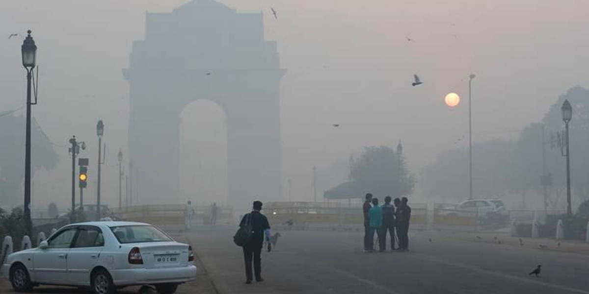 Air Pollution In India Causes 1.67 Million Deaths In 2019, Report Said