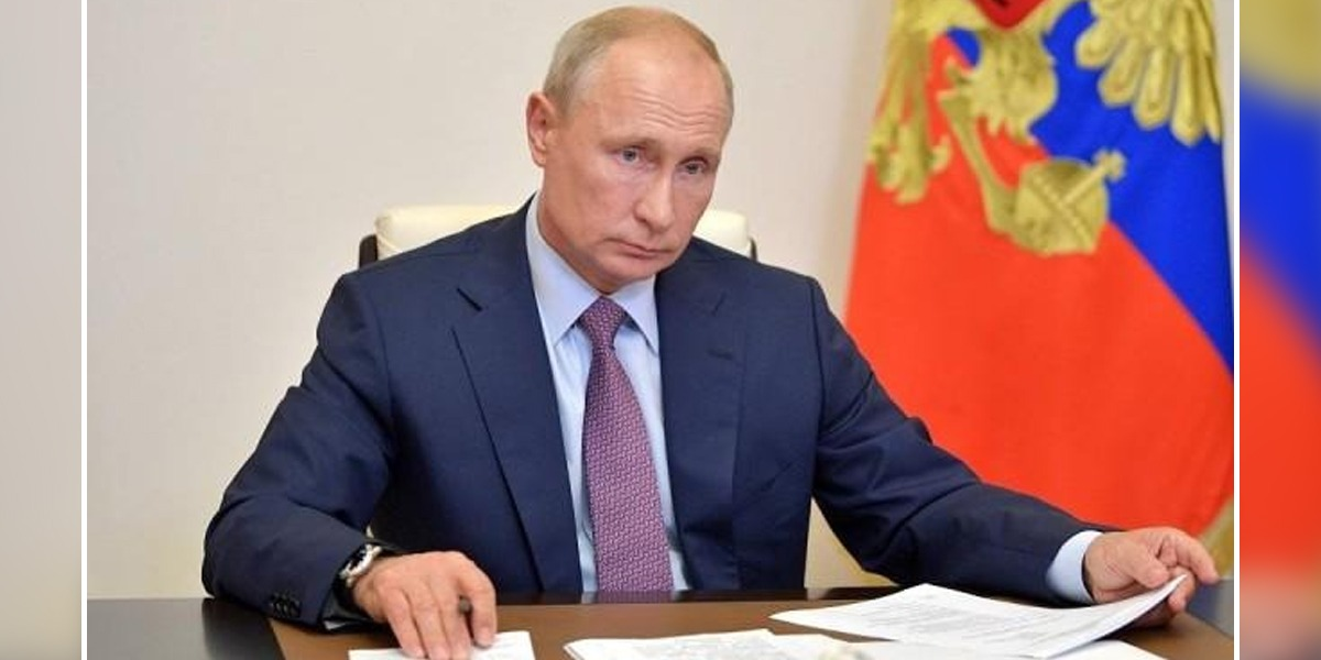Russia: Putin Now Eligible To Run For Presidential Elections Twice More