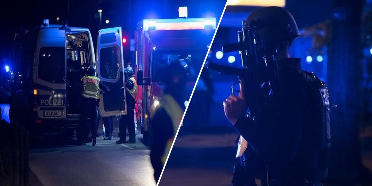 Germany: Multiple People Injured In Berlin Shooting