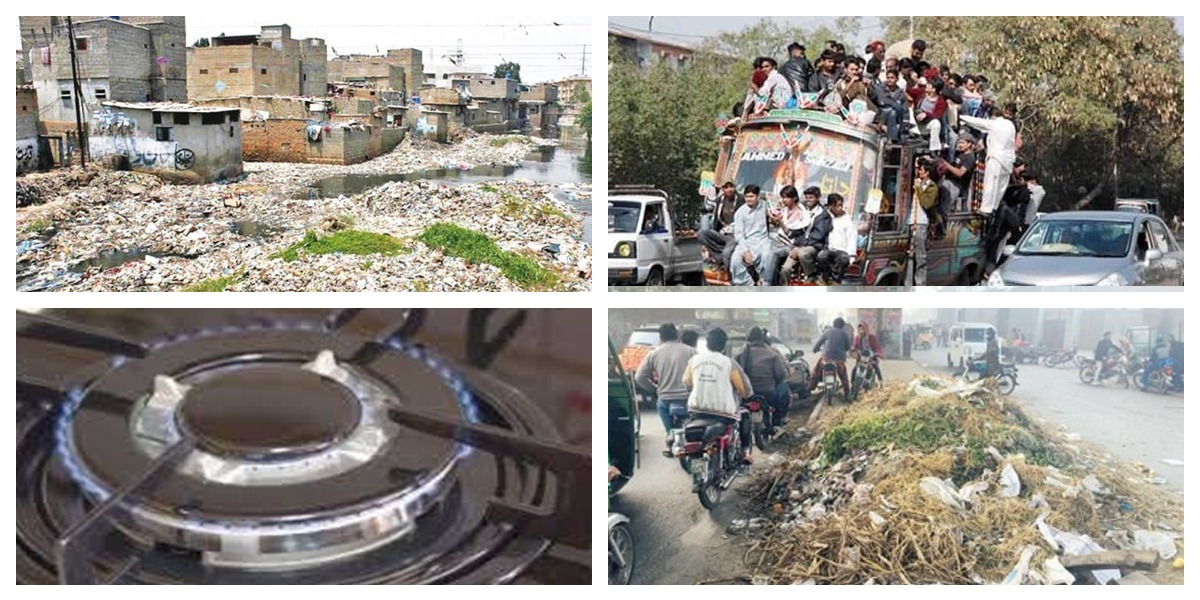 #KarachiKiKahani: People Fume On Twitter Over Shabby Situation Of City