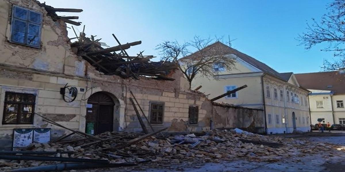 6.4 Magnitude Earthquake Hits Central Croatia