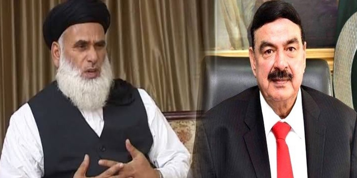Case To Be Registered Against Mufti Kifayatullah Over Anti-Army Remarks: Sheikh Rasheed
