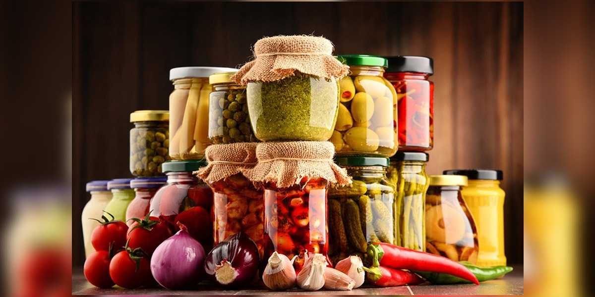 How to Preserve Food For Two Thousand Years?