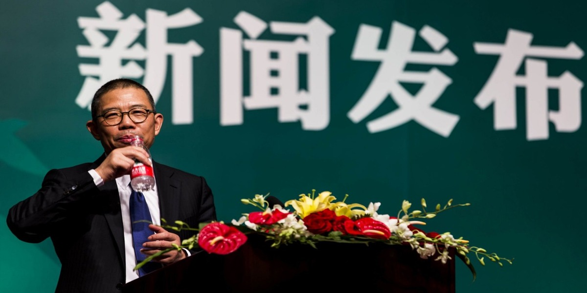 This Not So Famous Chinese Man Becomes The Richest Person In Asia