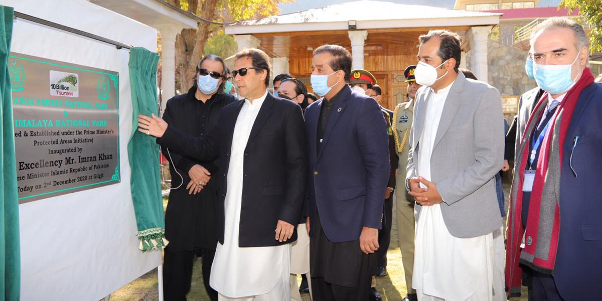 PM Inaugurates Two New High-Altitude National Parks In Gilgit-Baltistan