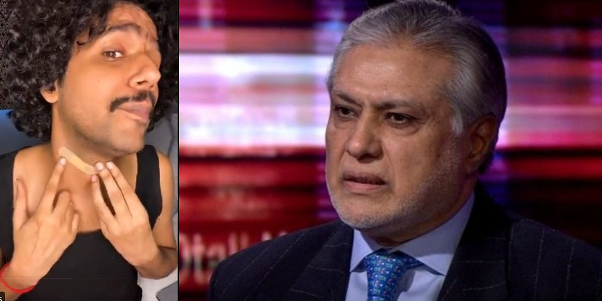 To go on the BBC's 'Hard Talk' program proved costly to former Pakistani Finance Minister Ishaq Durand now there are a lot of memes circulating on social media.