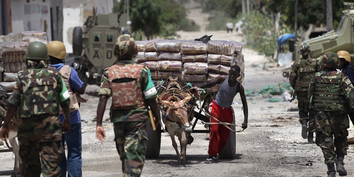 After Iraq And Afghanistan, Trump Orders Withdrawal Of Troops From Somalia