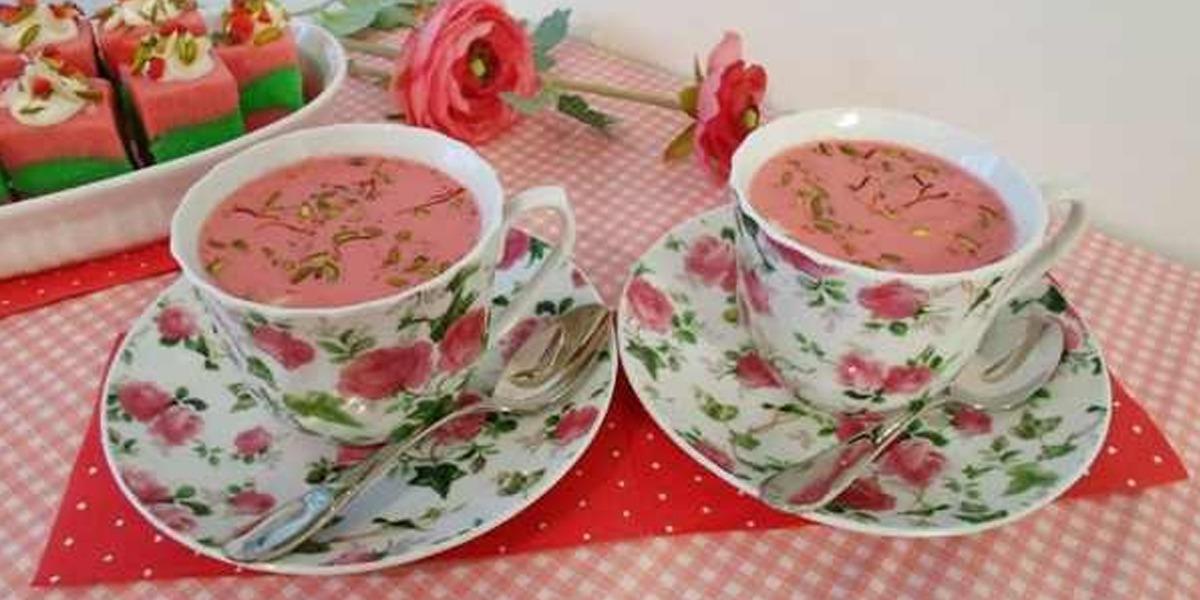 Kashmiri Chai: Make This Beautiful And Hot Pink Tea At Home