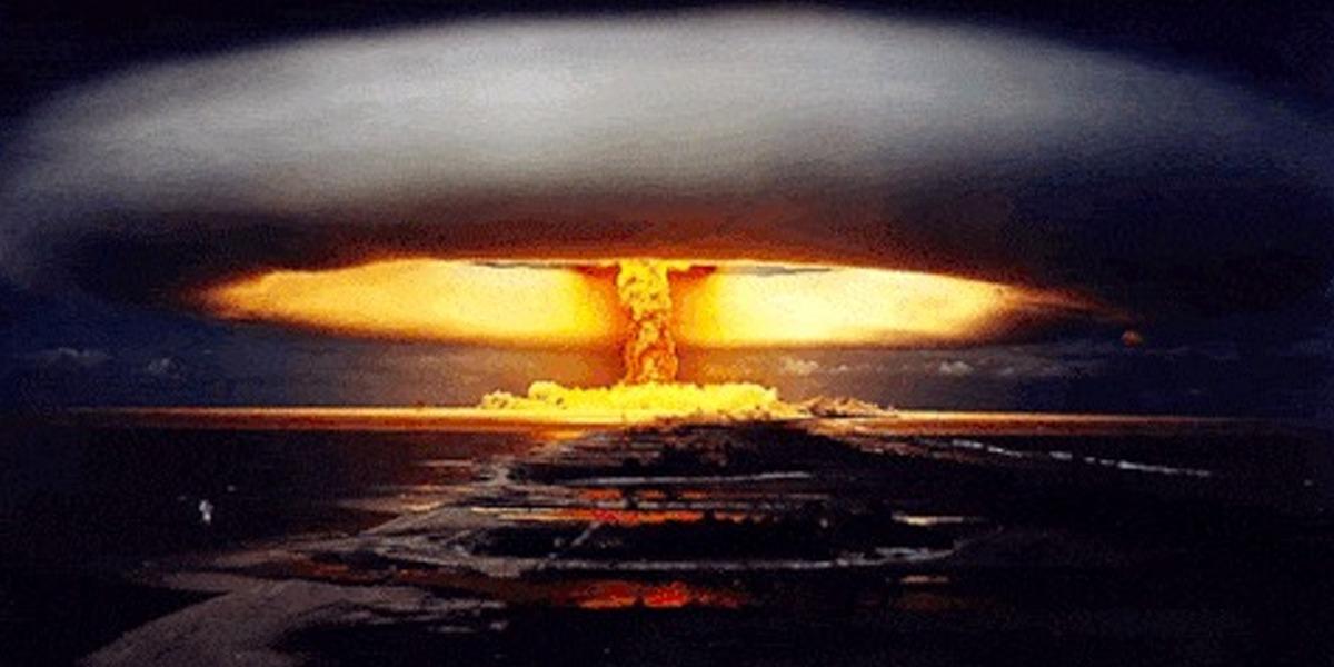 Armenian Newspaper Advises To Drop Atomic Bomb On Azerbaijan