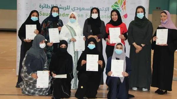 Women's Badminton Championship ends in Saudi Arabia