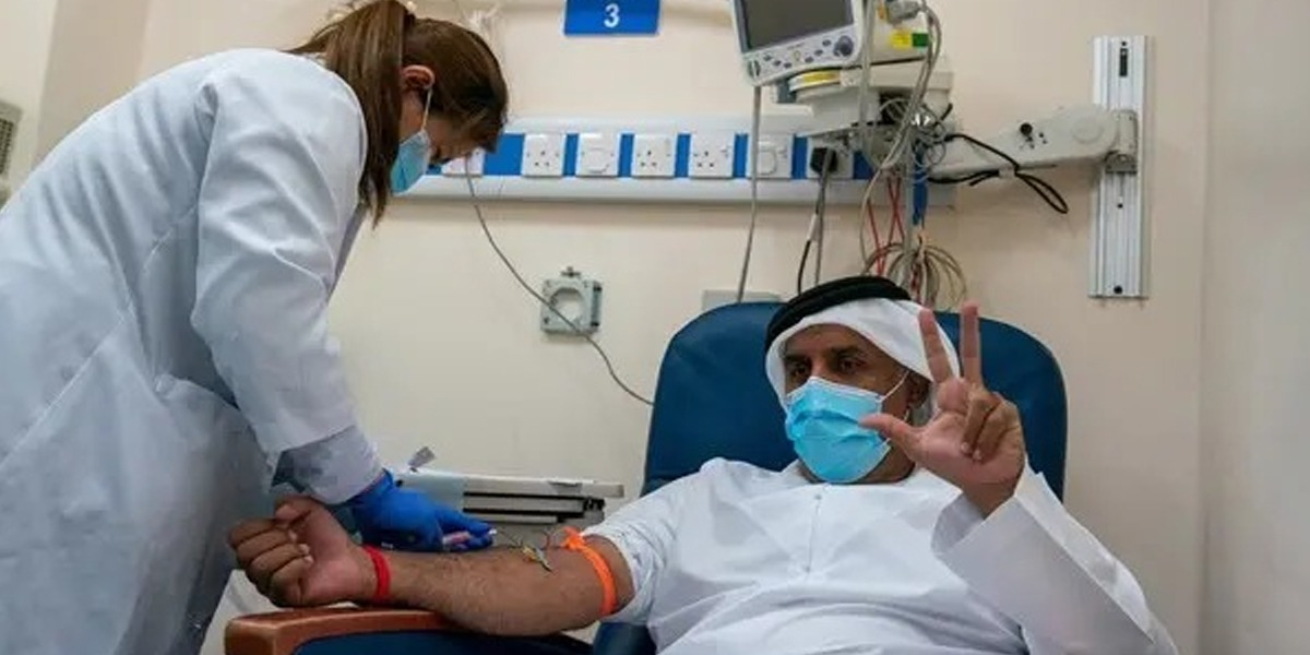 Abu Dhabi: 5,000 People To Be Vaccinated Daily With Sinopharm