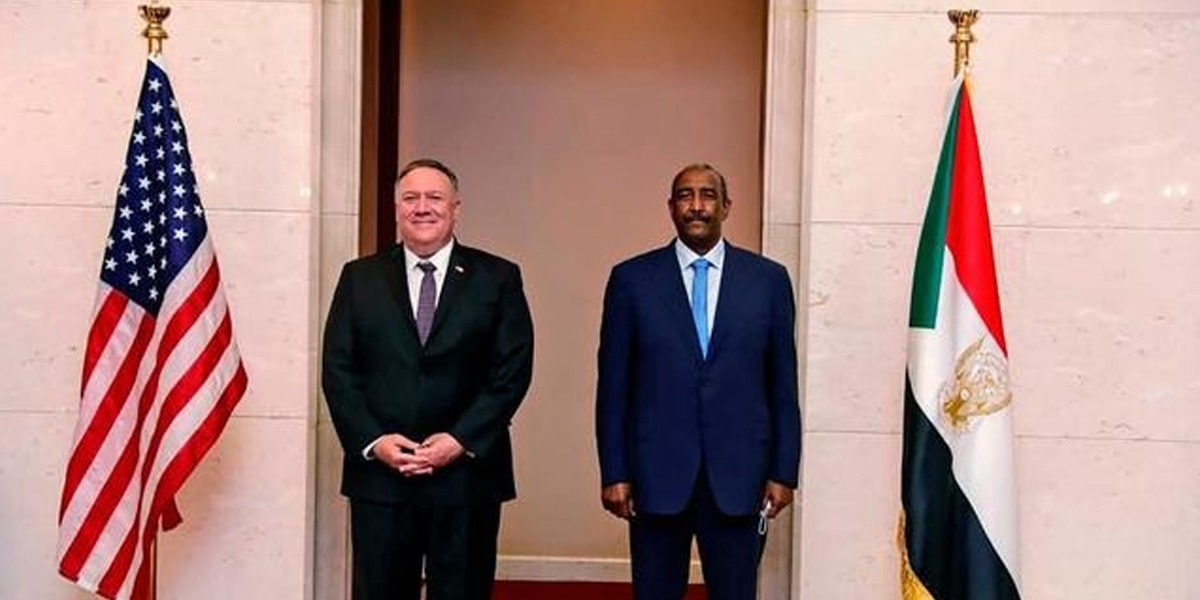 Sudan officially removed from US list of countries sponsoring terrorism