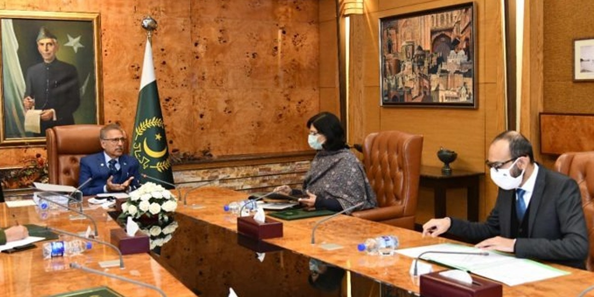 President Presides Over Meeting For Welfare Of Special Persons
