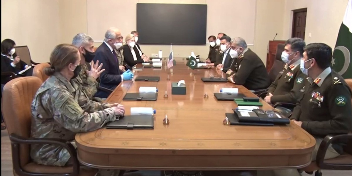COAS Appreciates Role Of RSM For Peace And Stability In Afghanistan