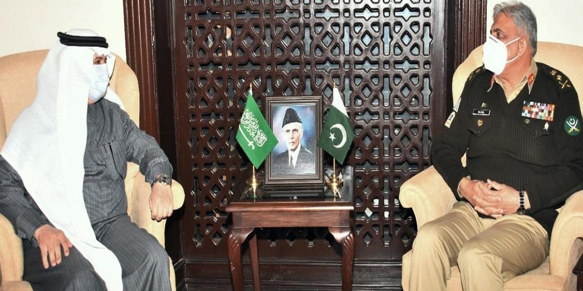 Saudi Ambassador Reaffirms Full Support To Pakistan's Position