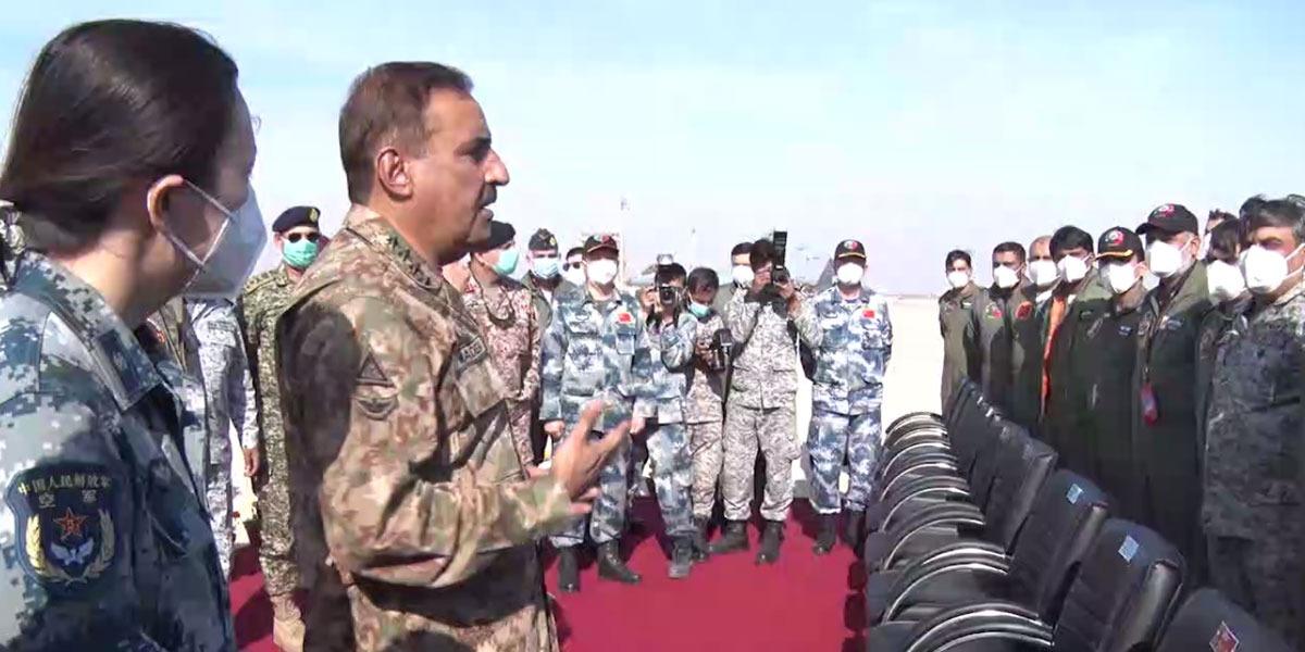 Shaheen-IX Will Further Strengthen Pak-China Friendship: Gen. Nadeem Raza