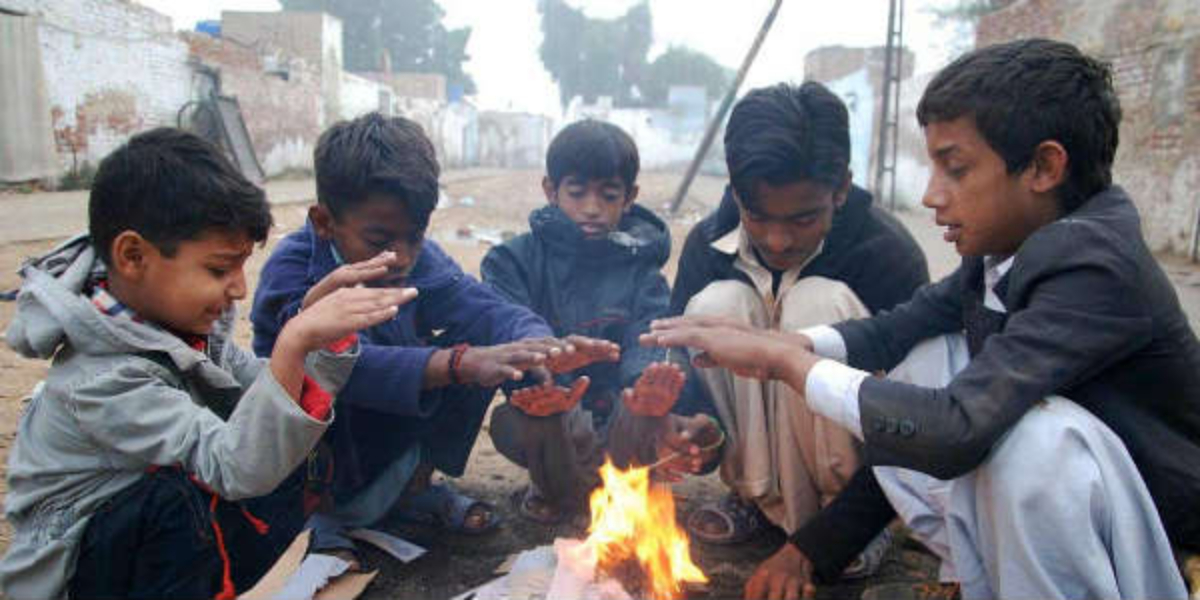 cold weather pakistan