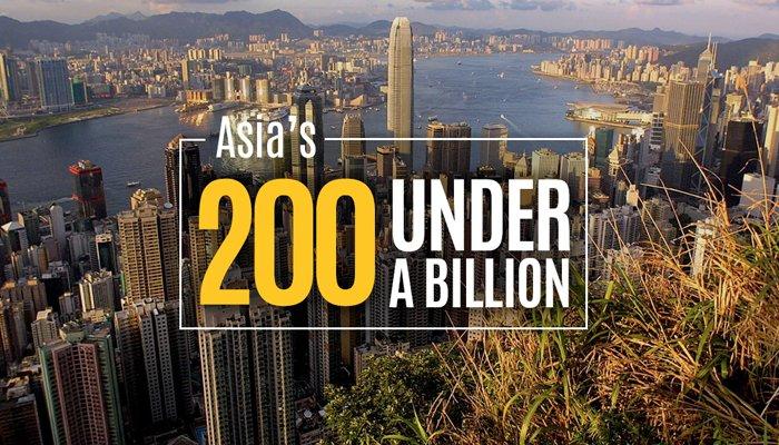 Asia's Best Under A Billion 2020