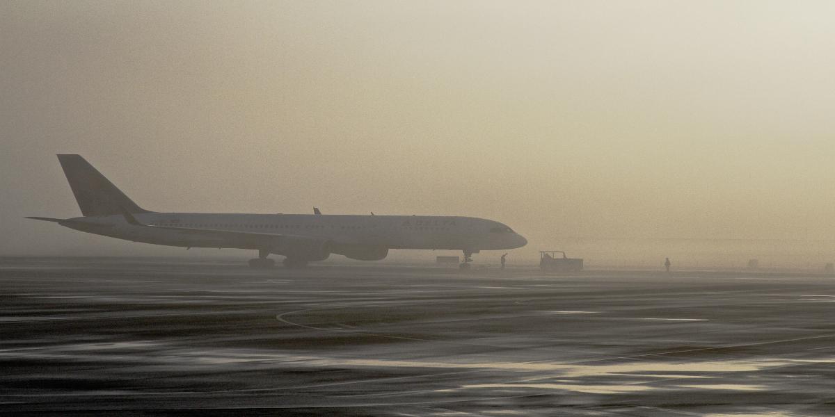 flights fog