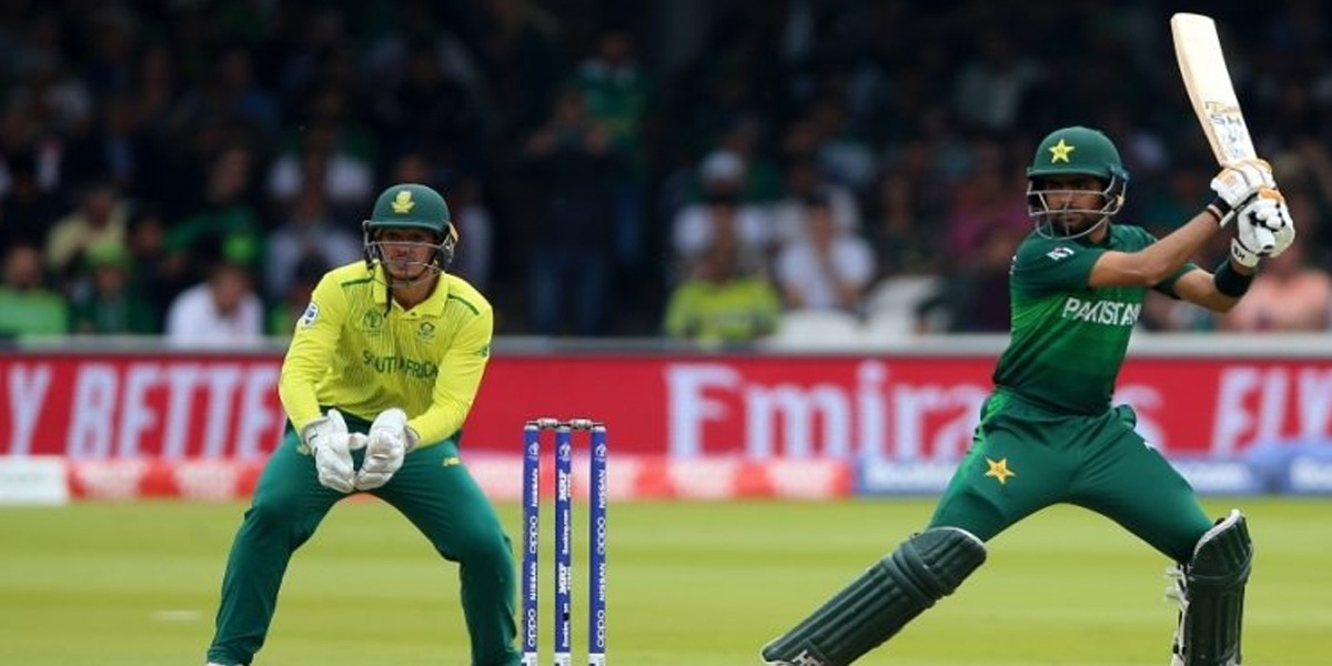 South AFrica wins by 6 wickets