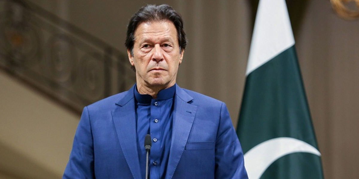 PM Imran condemnation with India