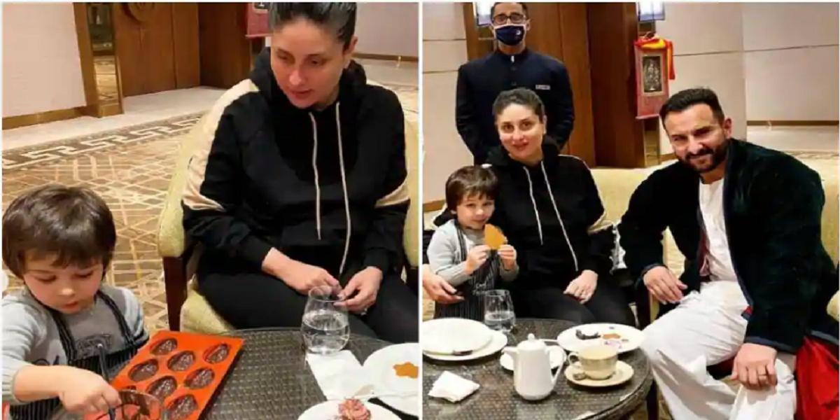 Kareena Kapoor Saif Ali Khan Taimur