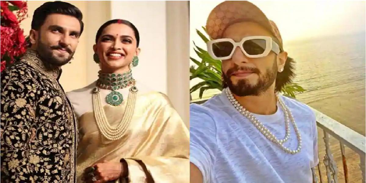 Ranveer Singh Deepika padukone