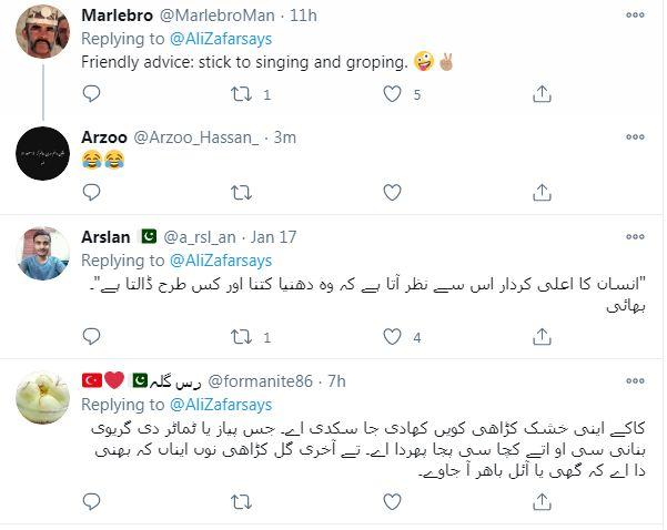 Ali Zafar Chicken Karhai