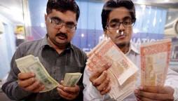 Dollar Value Falls Below Rs155 In Inter Bank Market
