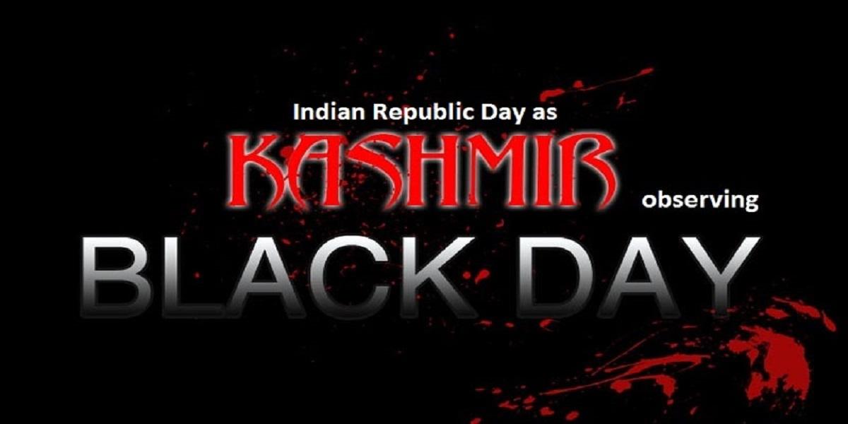 Kashmiris Black Day