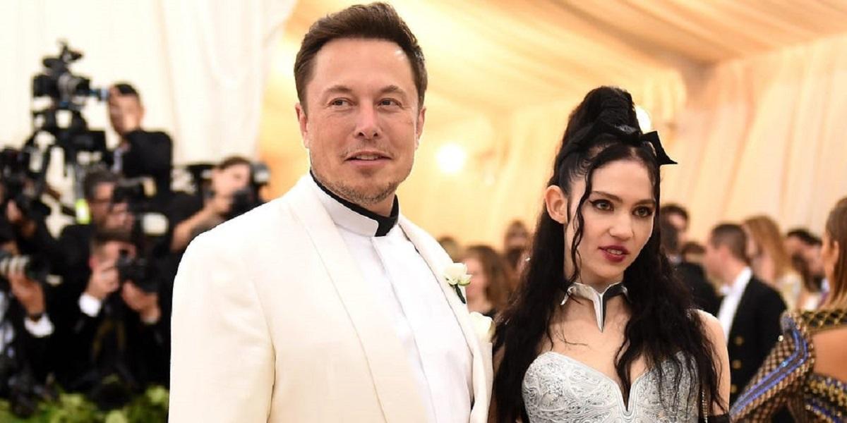 Elon Musk's girlfriend Grimes